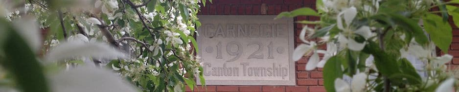 Canton Township Carnegie Library